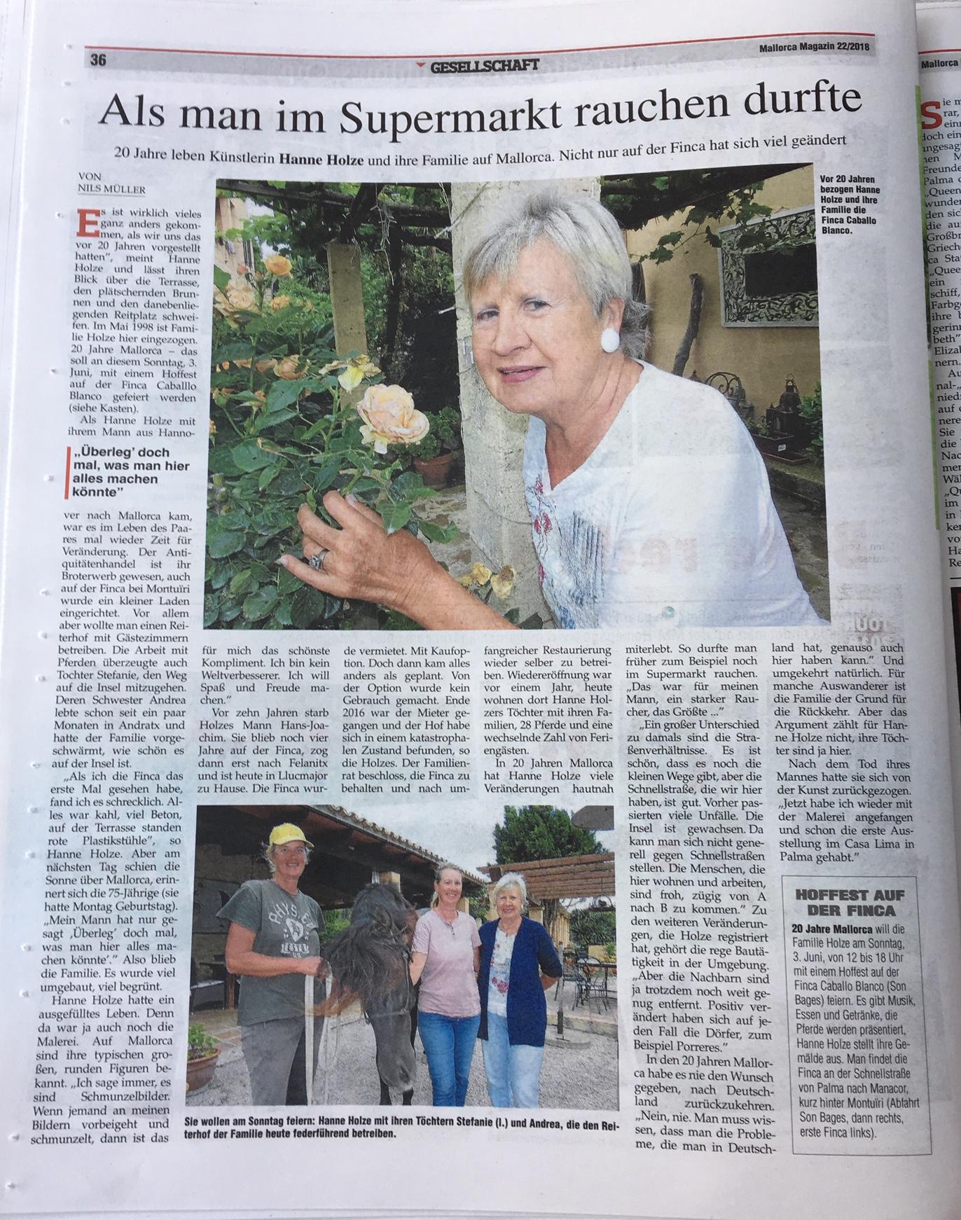 Mallorca Magazin 2018