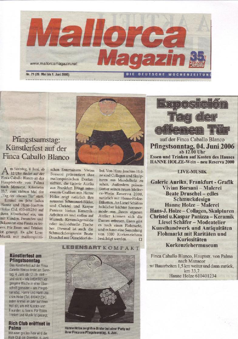 Mallorca Magazin - 06.2006