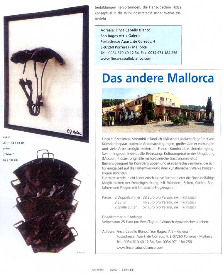 ArtProfil - 02.2003 - Seite 59