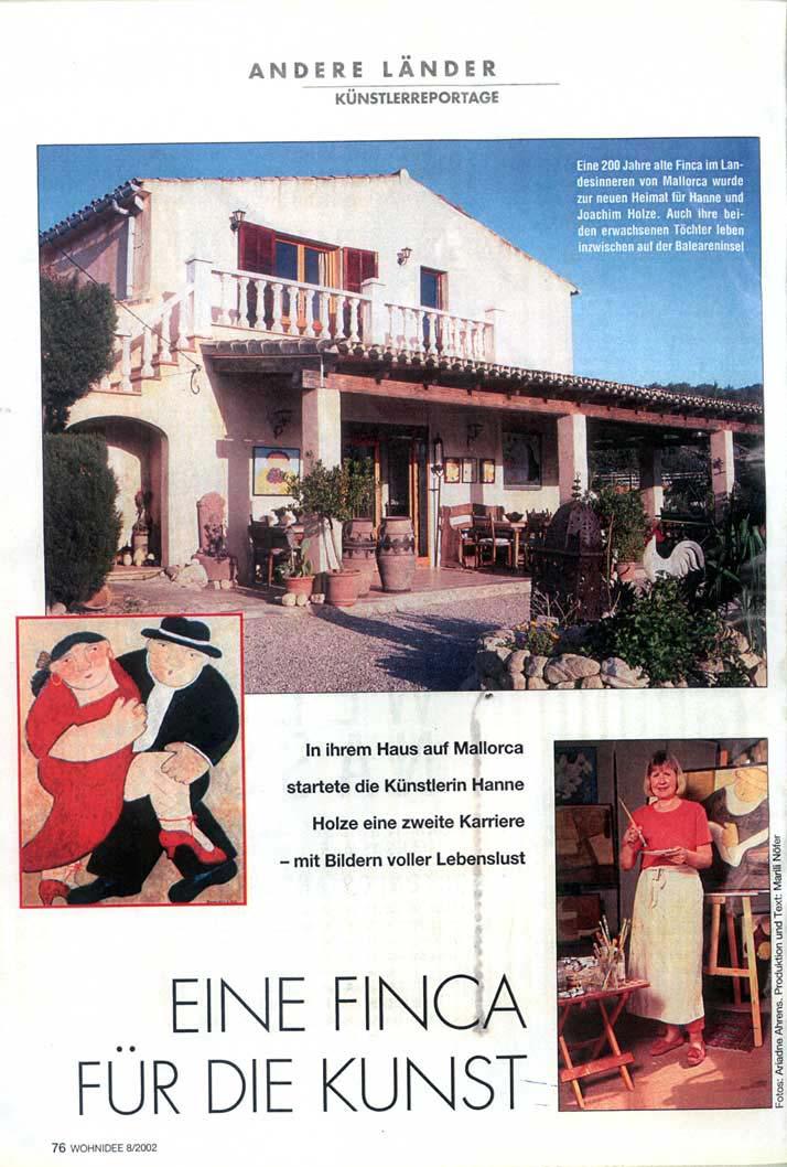 Wohnidee 08.2002 - Seite 76