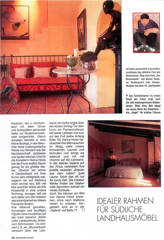 Wohnidee 08.2002 - Seite 78