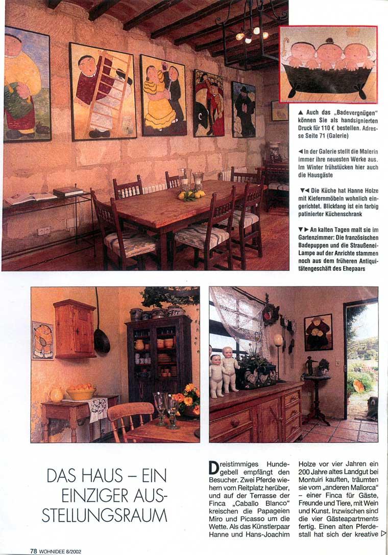 Wohnidee 08.2002 - Seite 79